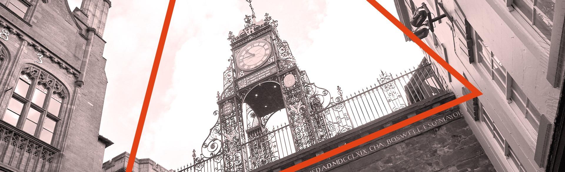 Chester, City Centre