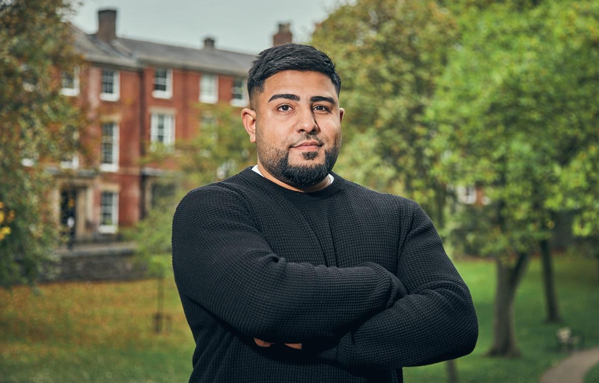 Jibran Hussain | Jones Melling