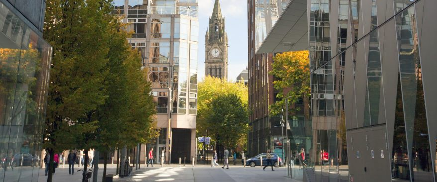 Renaker, Deansgate Square, Manchester