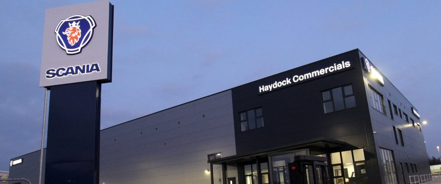 Haydock Commercial Vehicles, Cheshire