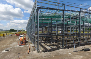 Haydock Commercial Vehicles construction