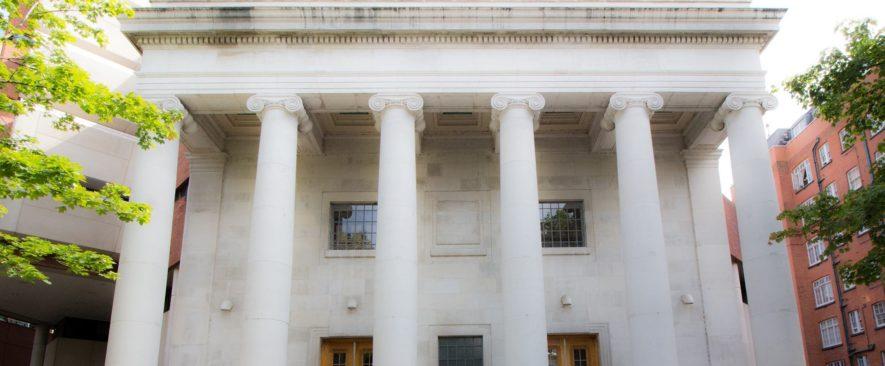 Liberal Jewish Synagogue, London