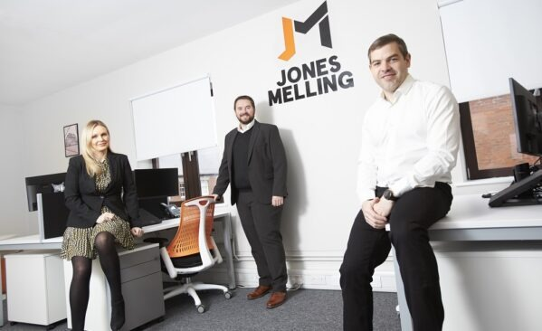 Jones Melling has made the short move from Watergate Row South, in the heart of the city's retail area, to Grosvenor Court on Foregate Street.