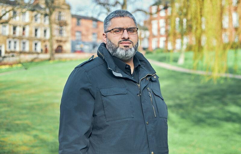 Architectural Technologist Shahid Khan